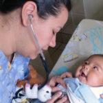 Pediatría en el consultorio médico