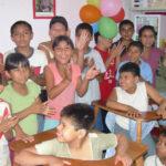 Menores en el centro Tuncushá