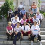 Excursión del grupo de Autogestores