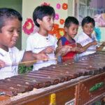 Menores acogidos en el centro C. P. S. Tuncushá