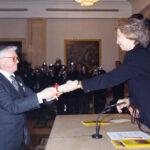 Premio 'Reina Sofía' de Integración y Rehabilitación. 1999