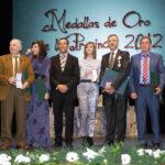 Medalla de Oro de la provincia de Huelva. 2012