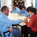 Prácticas en centro de discapacidad